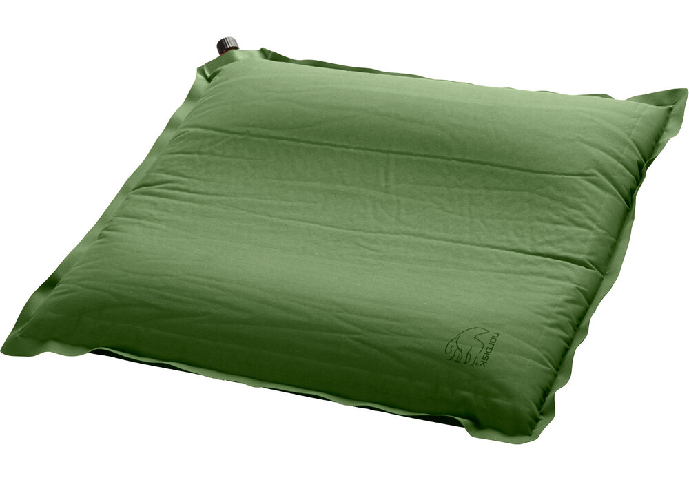Nordisk Morgen Pillow Green Black Campz Ch